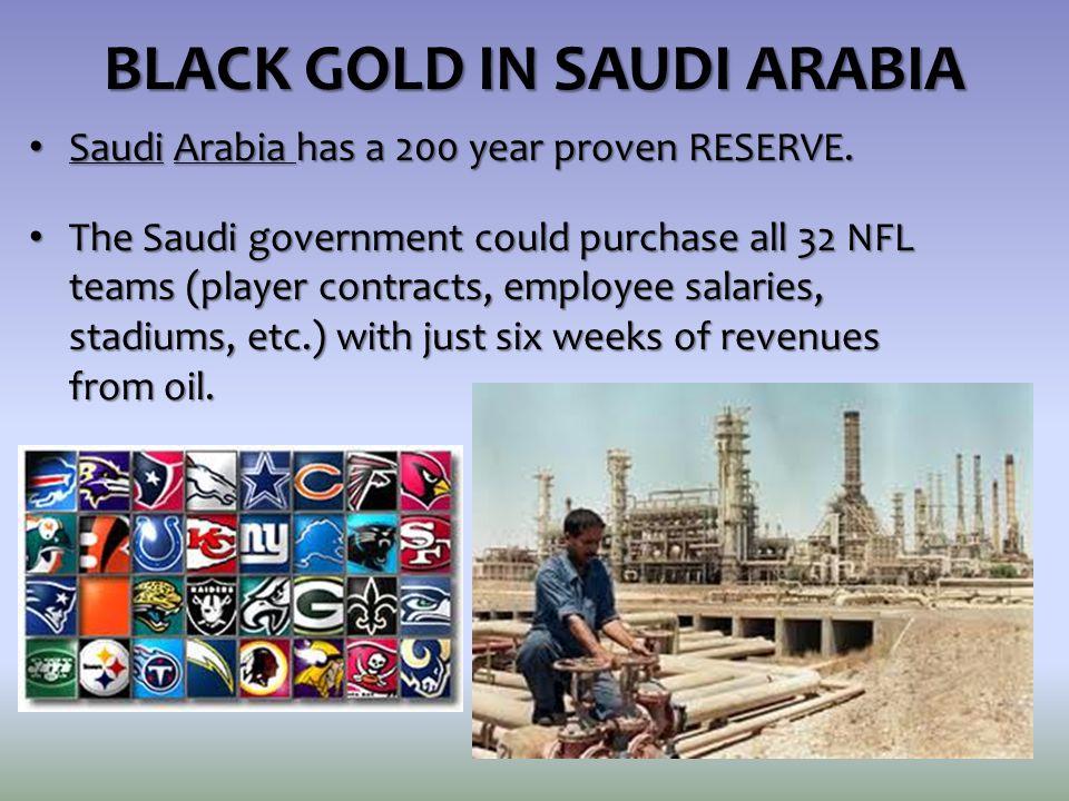 Saudi Arabia has a 200 year proven RESERVE.Saudi Arabia has a 200 year proven RESERVE.