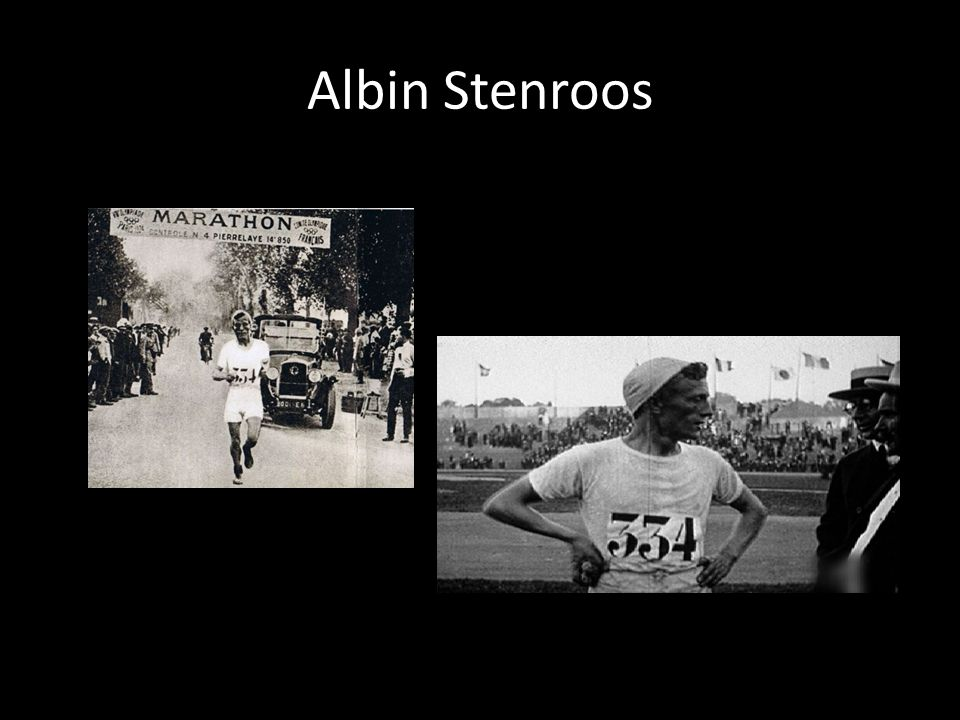 Albin Stenroos