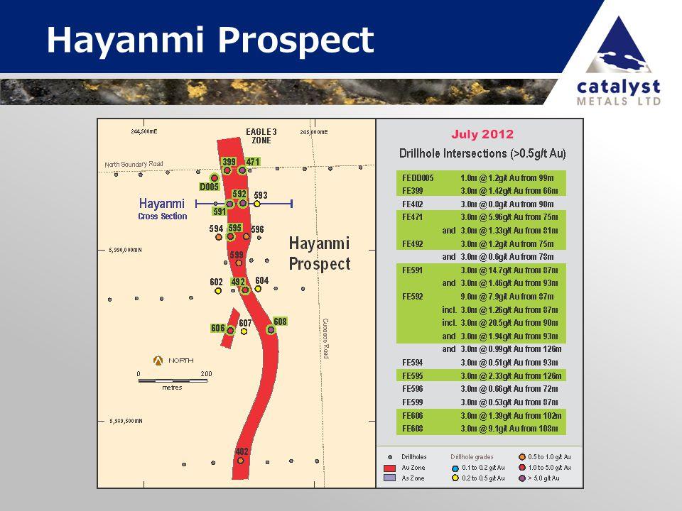 Hayanmi Prospect