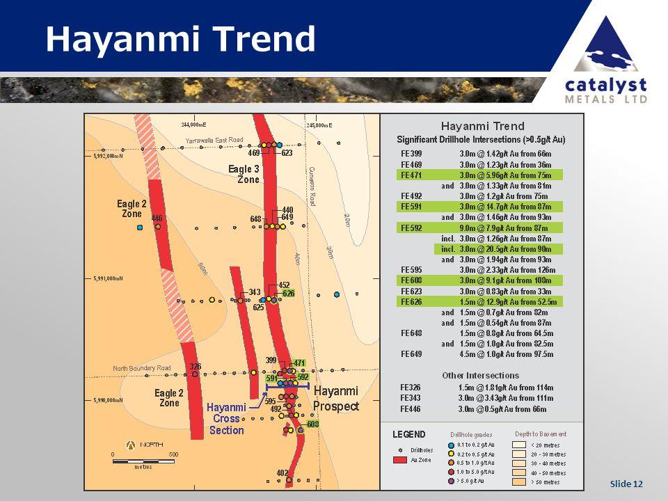 Slide 12 Hayanmi Trend