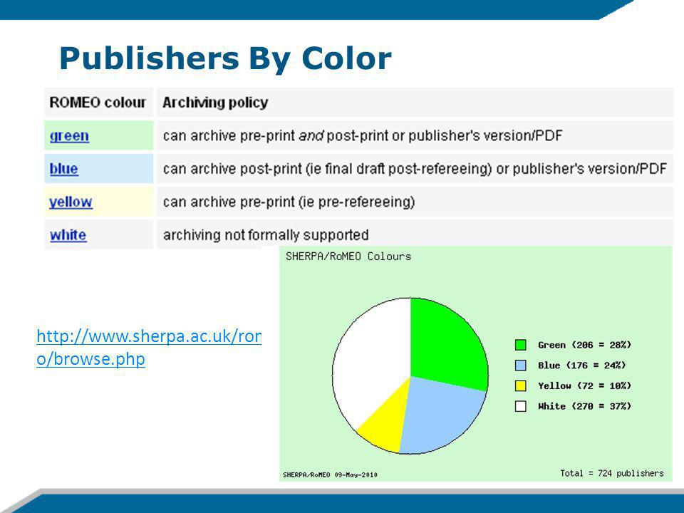 Publishers By Color   o/browse.php