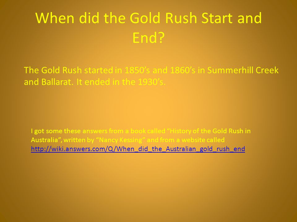 What made the law and order on the Goldfields .