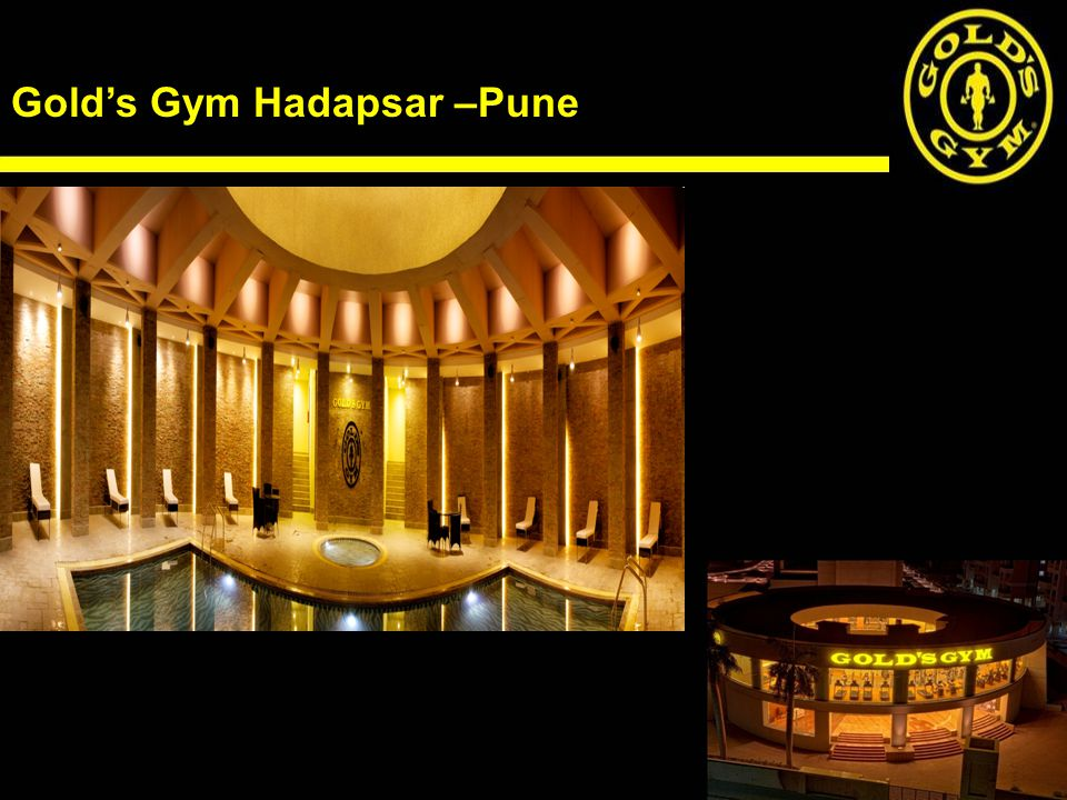 Golds Gym Hadapsar –Pune