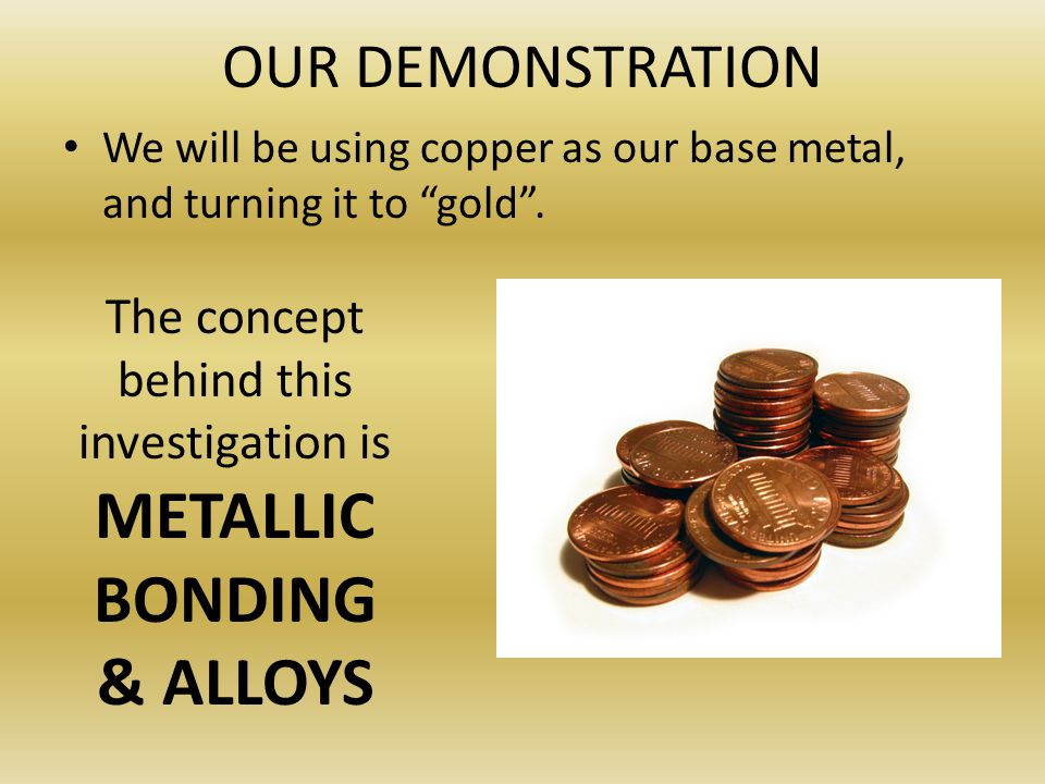 When our penny is heated in a solution of sodium hydroxide in the presence of zinc powder, atoms of zinc which have gone into solution migrate towards the penny and deposit a coating of zinc onto the copper.