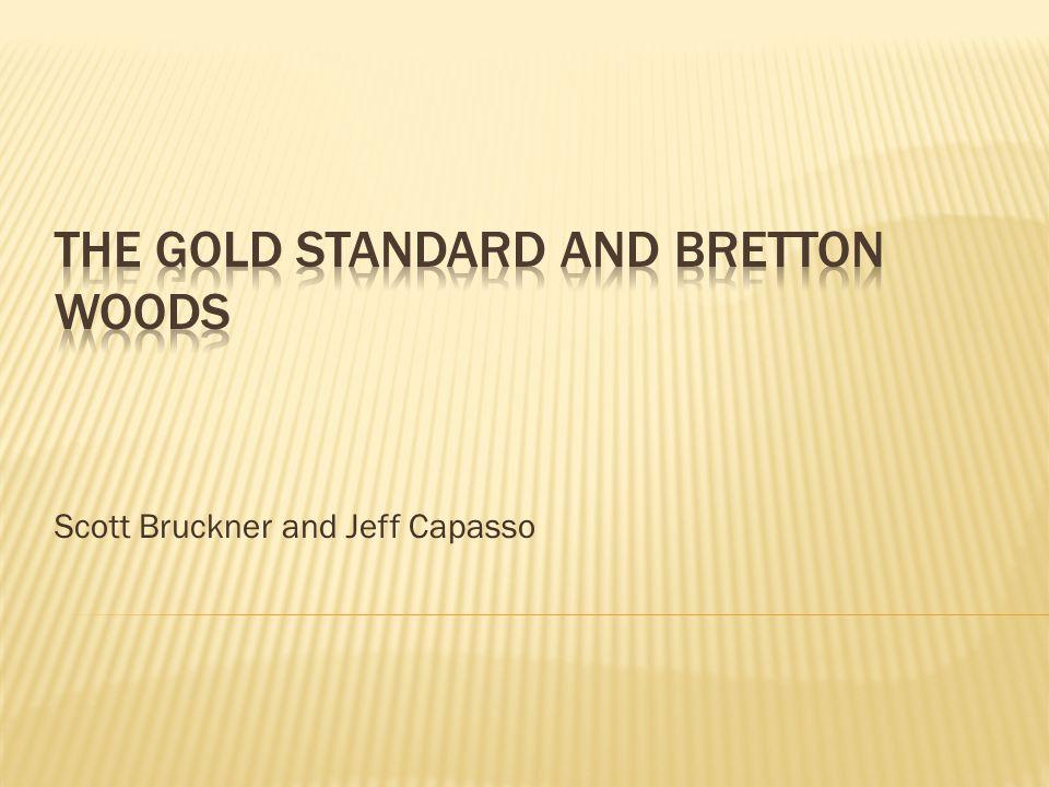 Scott Bruckner and Jeff Capasso
