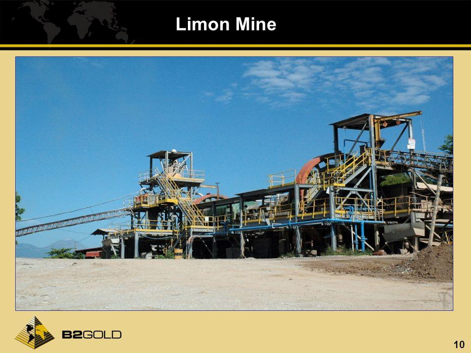 10 Limon Mine