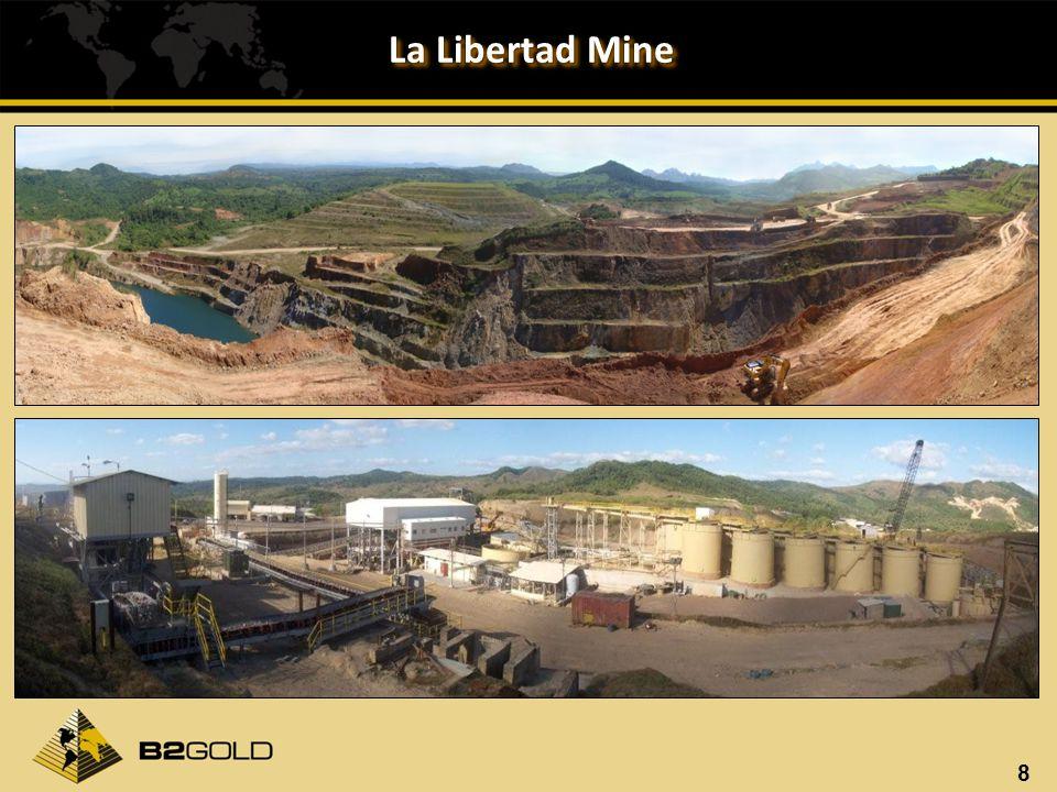 8 La Libertad Mine