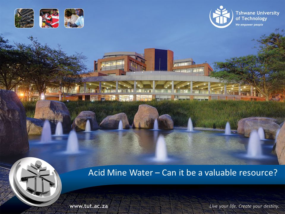 Acid Mine Water – Can it be a valuable resource