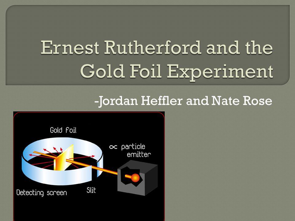 -Jordan Heffler and Nate Rose