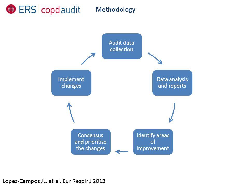 Results: association with care Lopez-Campos JL, et al.