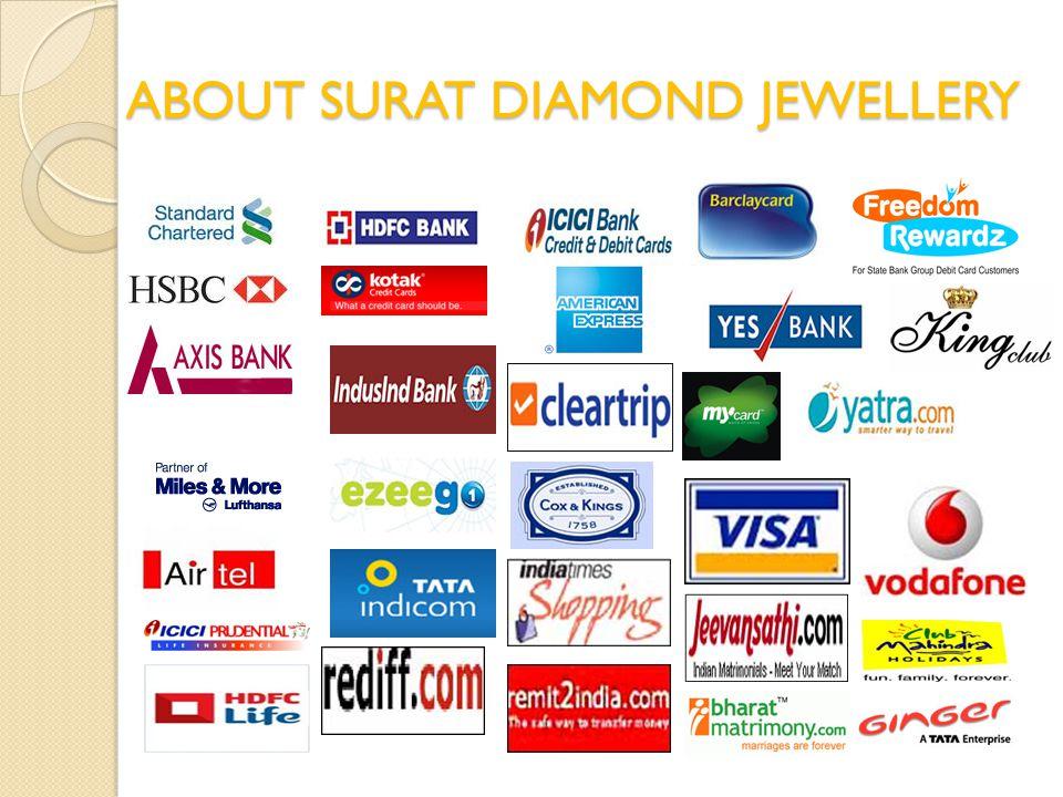 ABOUT SURAT DIAMOND JEWELLERY