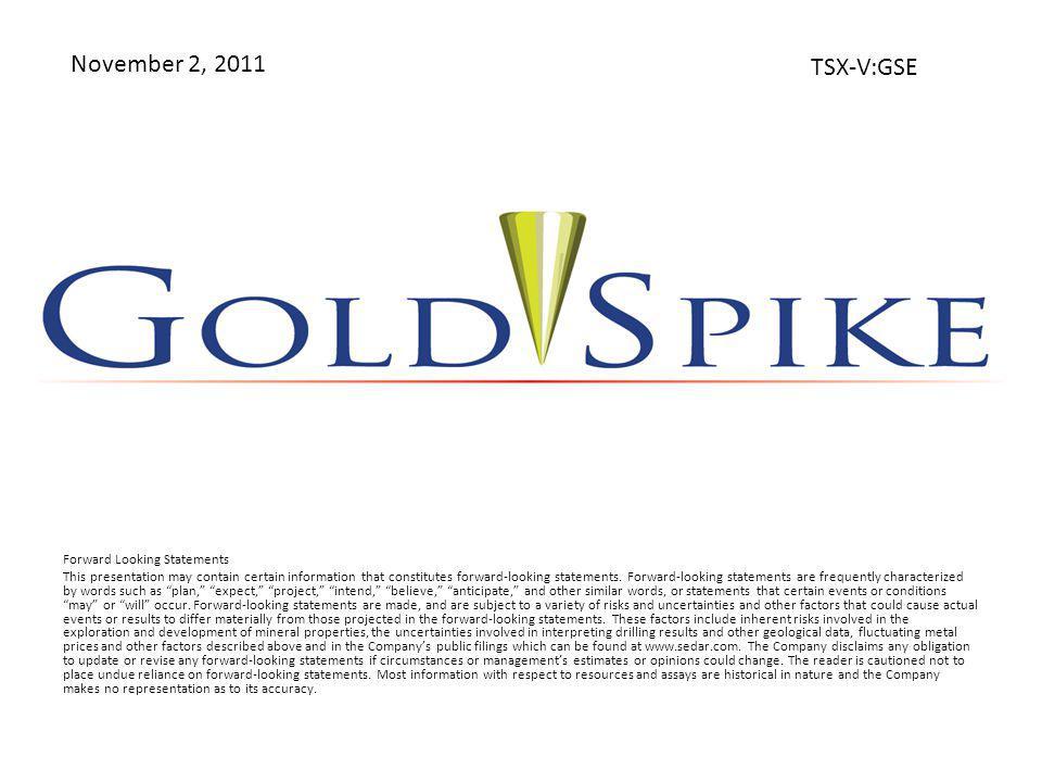 Goldspike Exploration Inc.
