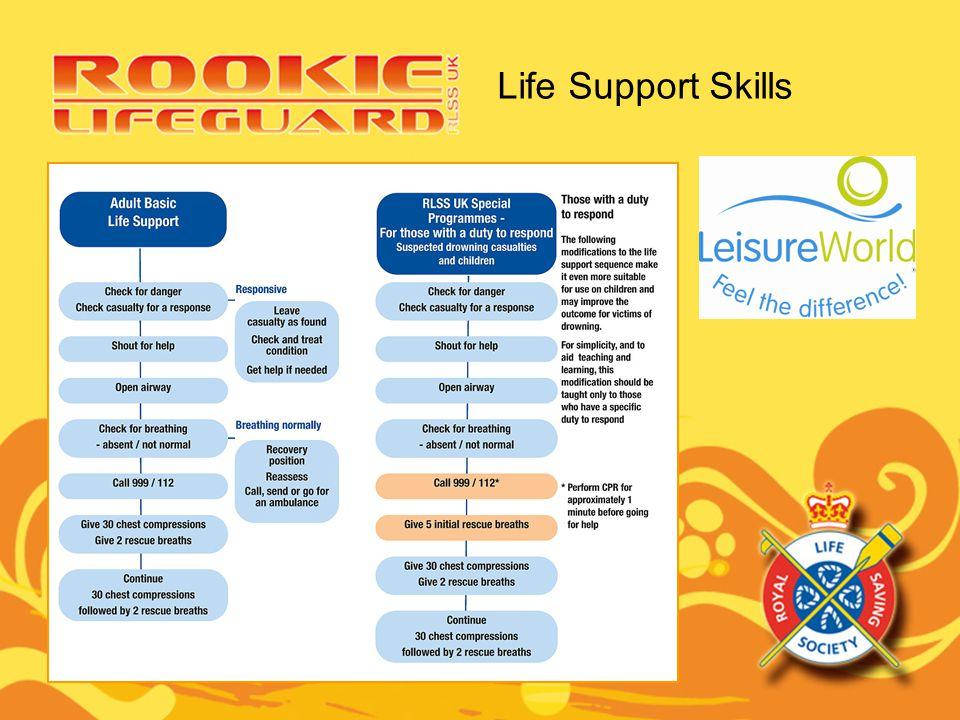 Life Support Skills