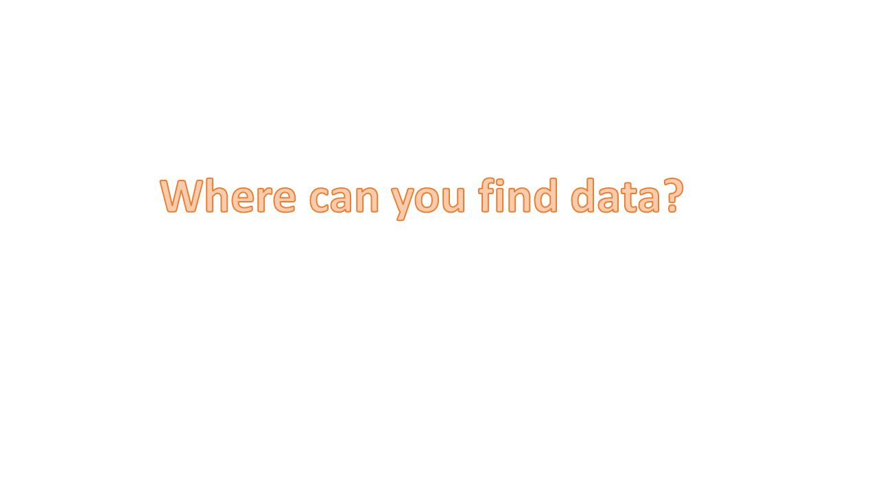 3 free online data sources We used IMLS