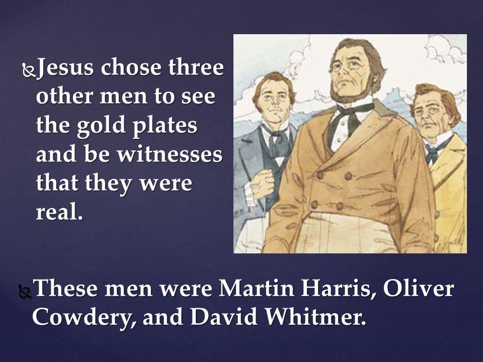 Joseph Smith and Oliver Cowdery finished translating the Book of Mormon. Joseph Smith and Oliver Cowdery finished translating the Book of Mormon. Jesu