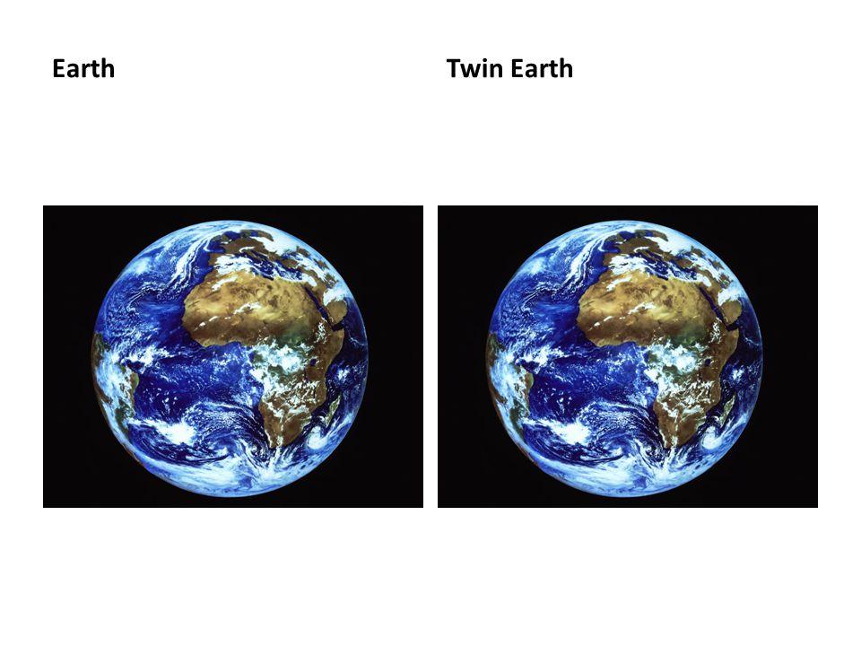EarthTwin Earth