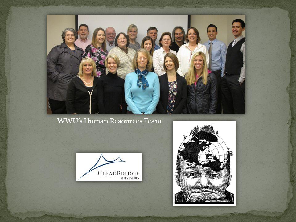 WWUs Human Resources Team