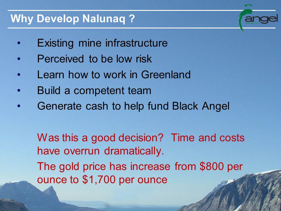 Why Develop Nalunaq .