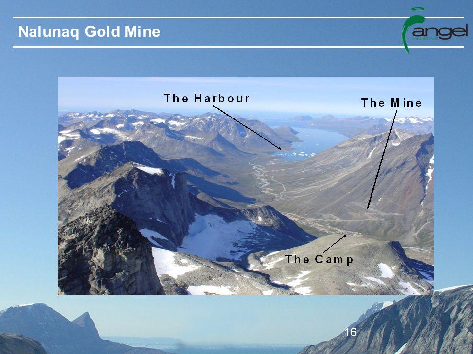 16 Nalunaq Gold Mine