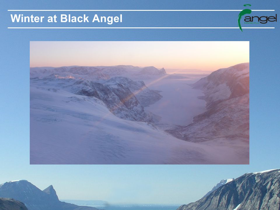Winter at Black Angel