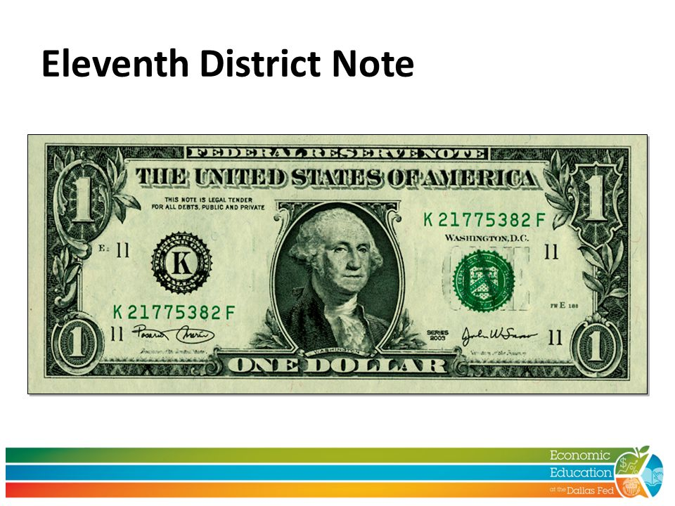 Eleventh District Note