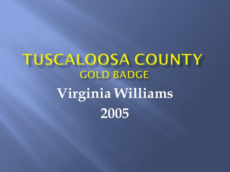 Virginia Williams 2005