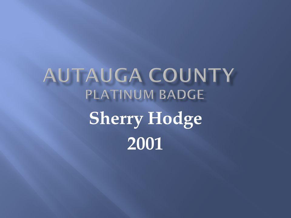 Sherry Hodge 2001