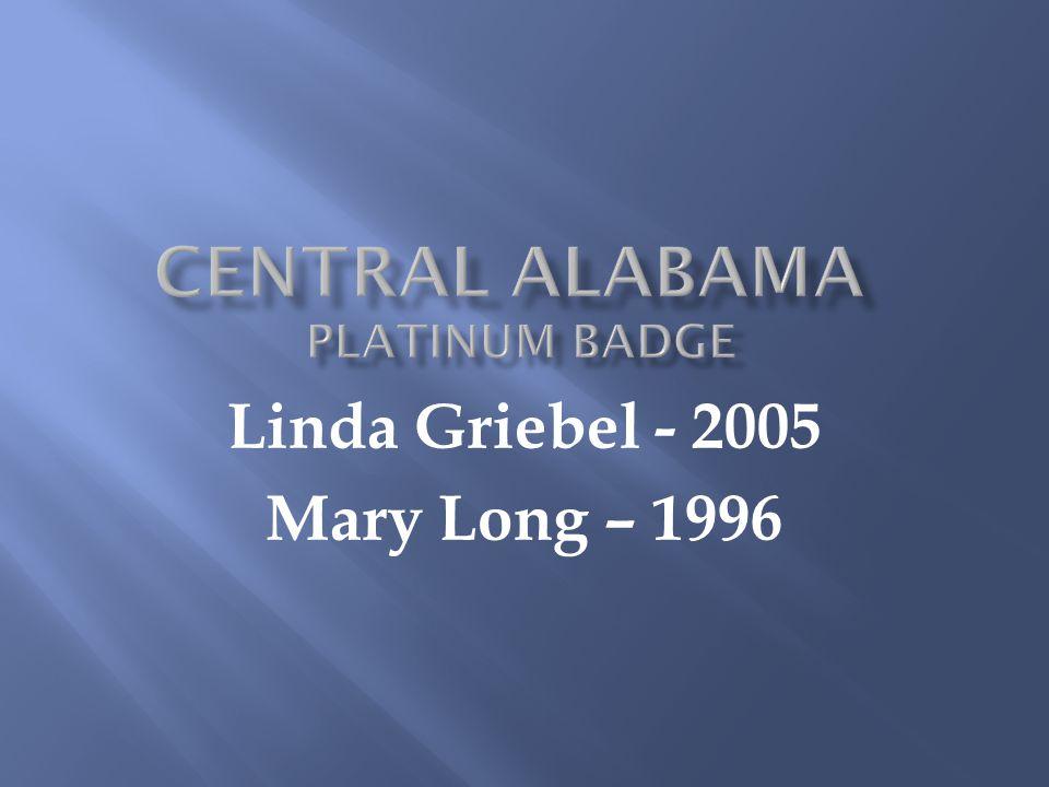 Linda Griebel - 2005 Mary Long – 1996