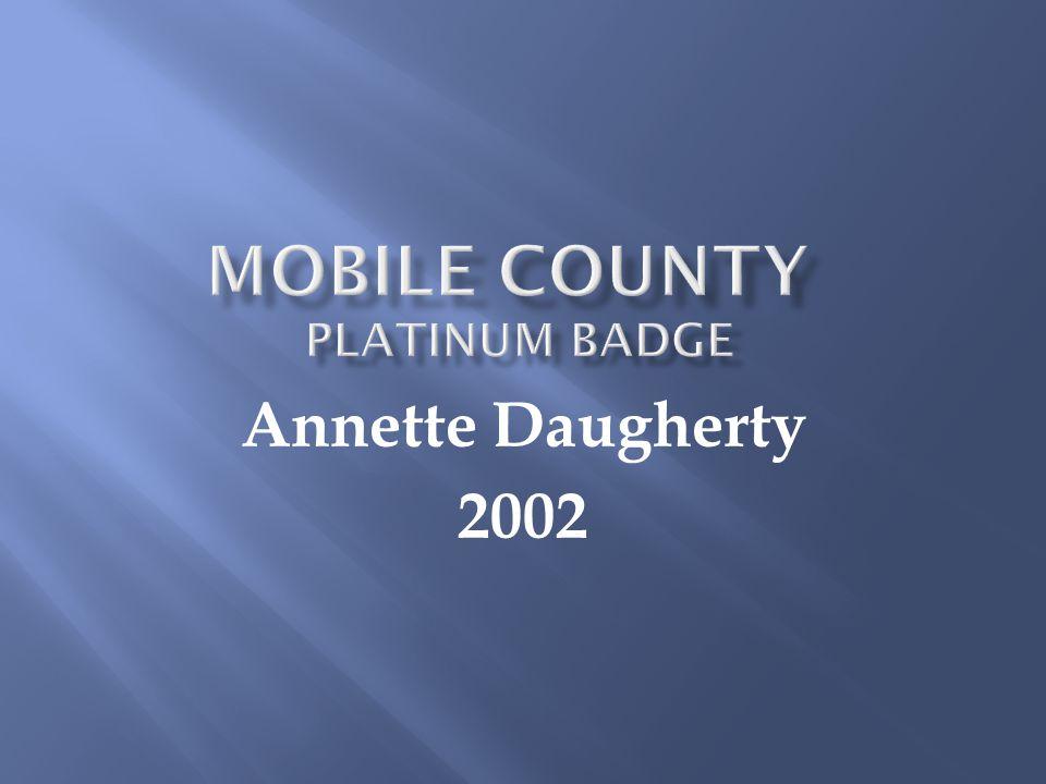 Annette Daugherty 2002