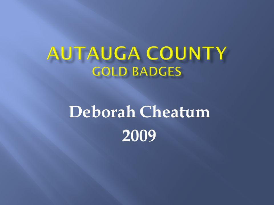 Deborah Cheatum 2009