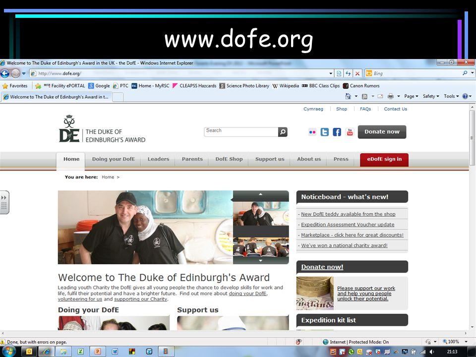 www.dofe.org