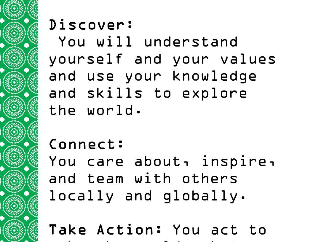 Go change the World