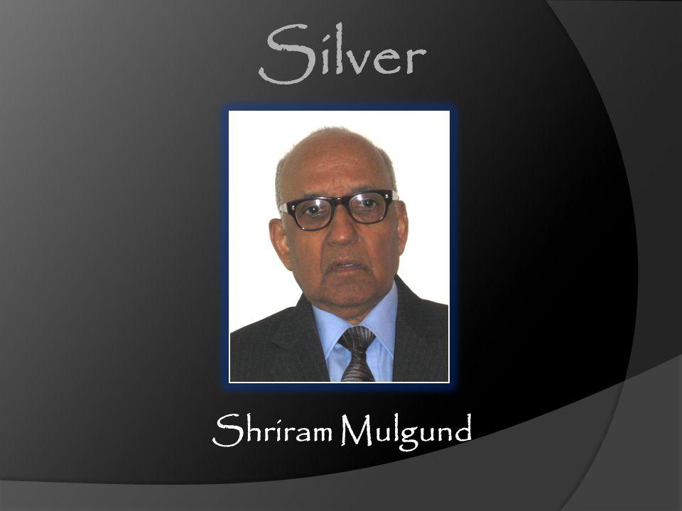 Shriram Mulgund Silver
