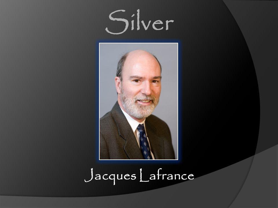 Jacques Lafrance Silver