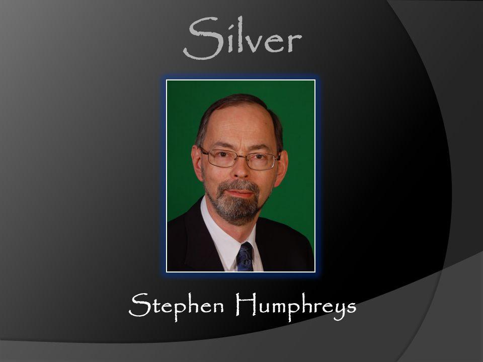 Stephen Humphreys Silver