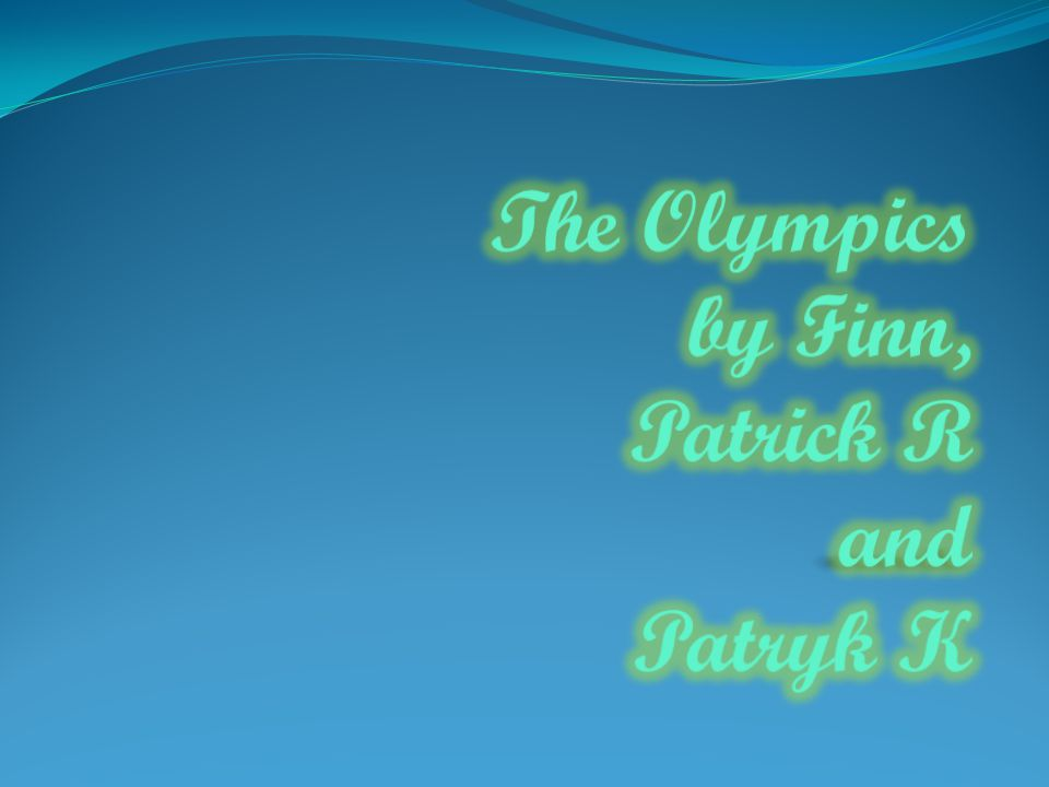 2016 Olympics The next Olympic Games will take place in Rio, Brazil.