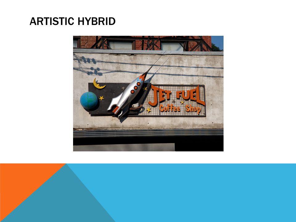ARTISTIC HYBRID
