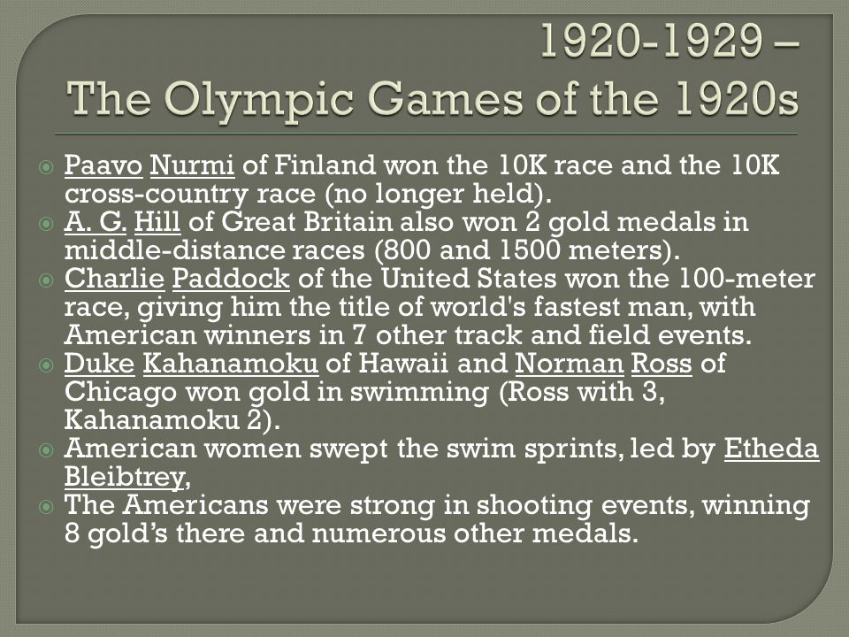 Olympic athletes were true amateurs and any of them who made any money on being an Olympic athlete lost his or her amateur standing and was considered a professional.