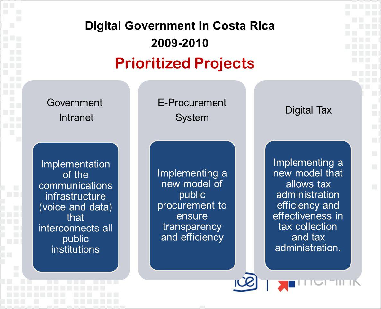 More Visibility into procurement processes (transparency).
