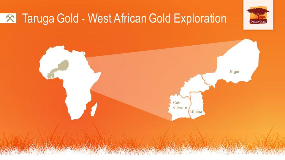 Niger Ghana Cote dIvoire Taruga Gold - West African Gold Exploration