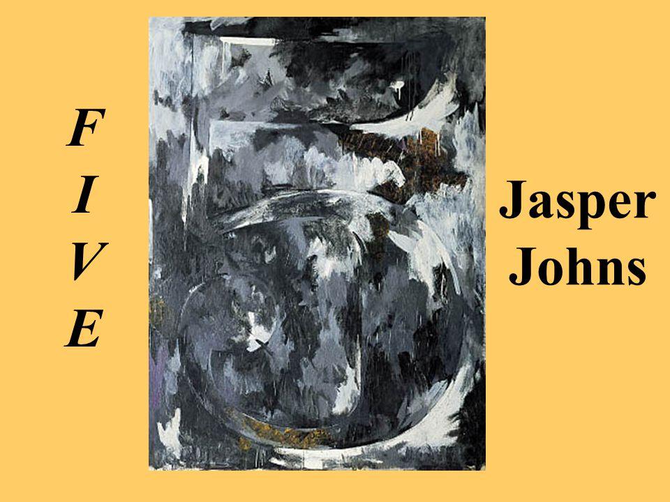 FIVEFIVE Jasper Johns