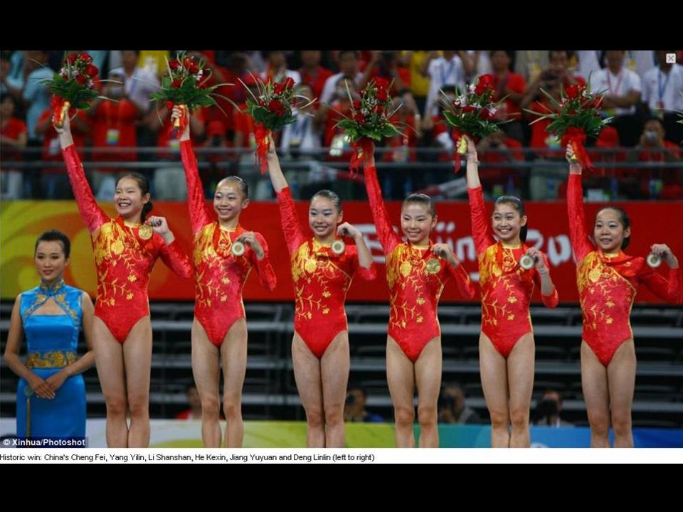 In the 2008 Summer Olympics, officially known as the Games of the XXIX Olympiad Chinese athletes won the most gold medals, with 51, and 100 medals altogether.