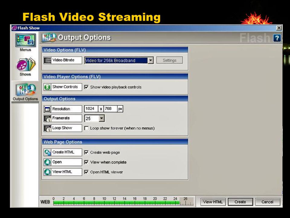 37 Flash Video Streaming