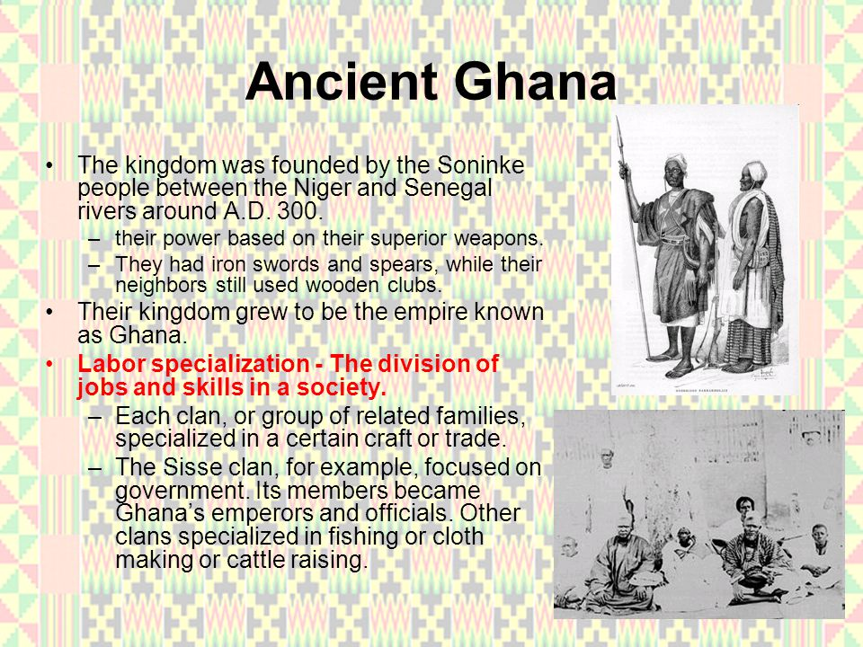 Islam in Ghana In about 1050, a new Muslim religious movement known as Almoravids.