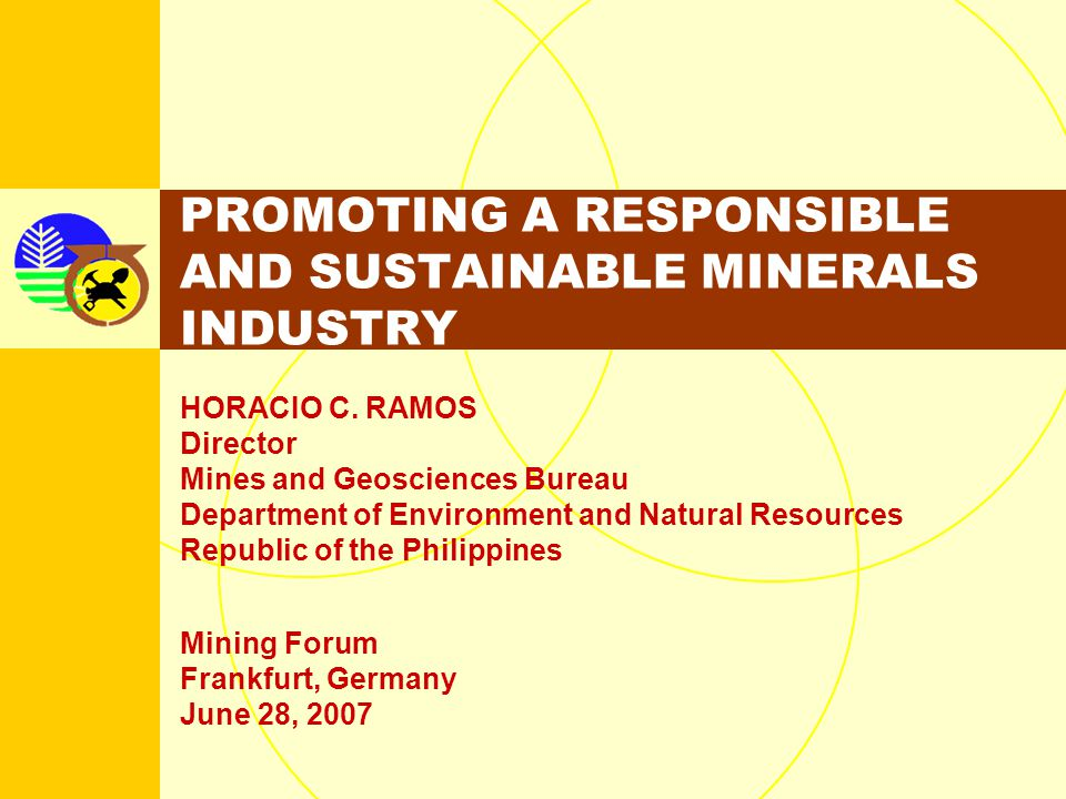 Some Key Dates in Philippine Mining 1974: Parity Rights expired; Filipinization of Philippine mining operations; 70s considered as the boom years 1986/87: People Power; Freedom Constitution; general lack of exploration activities.
