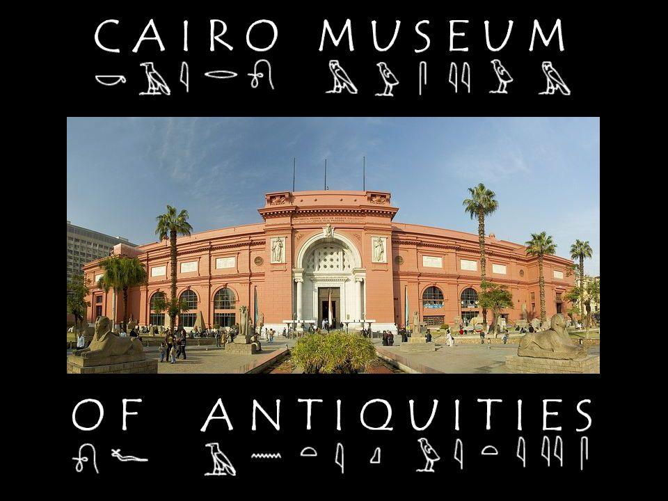 Cairo Museum of Egyptian Antiquities Music: Mystical journey (harp performance)