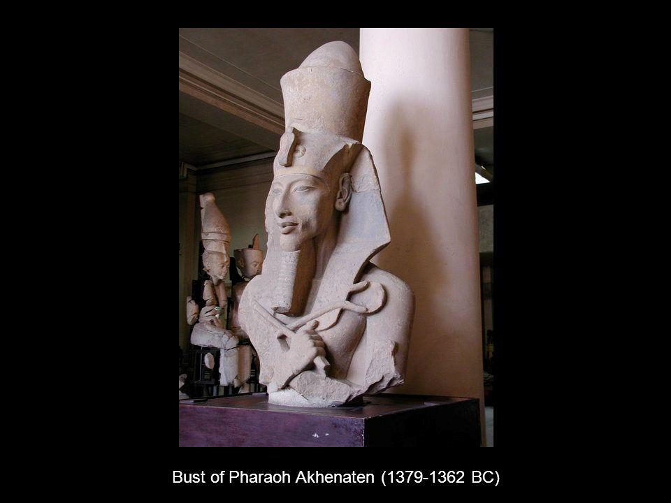 Funerary chamber of Tutankhamun