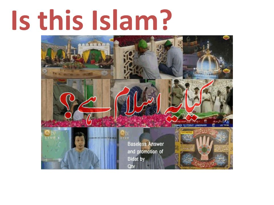 Is this Islam?