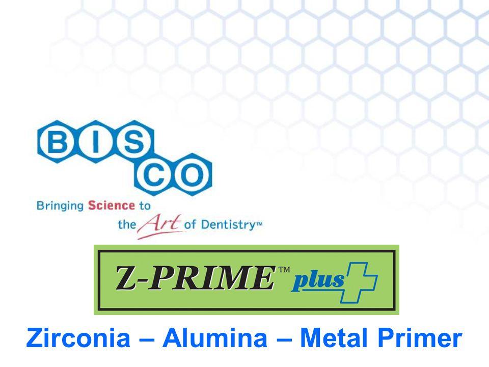 Zirconia – Alumina – Metal Primer