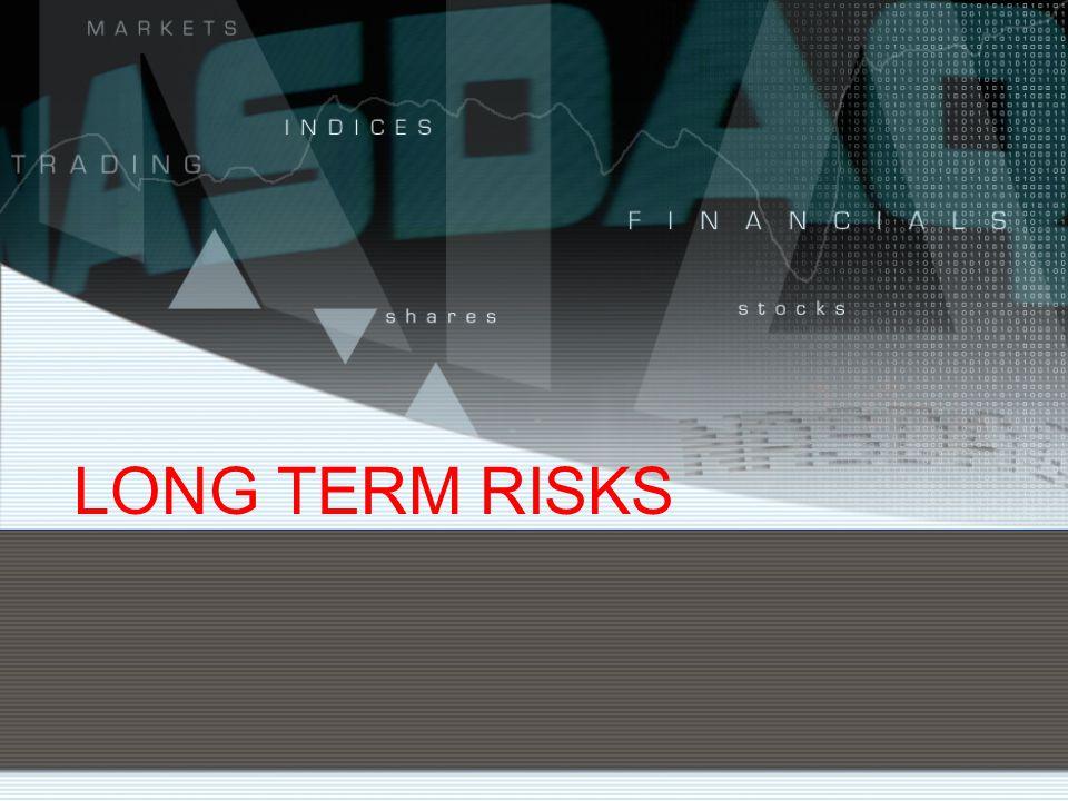 LONG TERM RISKS